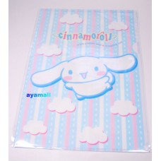 Sanrio Cinnamoroll A4 clean file-cloud