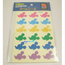 Japan Mickey mouse index stickers