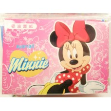 minne mouse facial absorbent paper