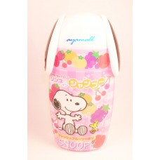 Japan Snoopy/Peanuts  150ml shampoo