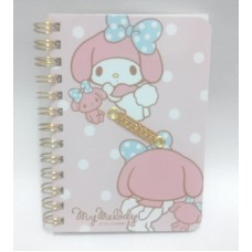 Sanrio Japan my melody mini notebook